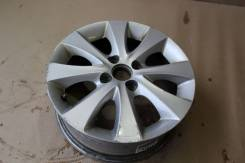 Диск колесный алюминиевый R15 Hyundai Solaris (2010-2017) [529104L450]