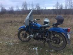 Урал ИМЗ 8.103-10, 1990