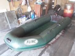 Flinc. 2018 год, длина 3,20м., двигатель подвесной, 6,00л.с., бензин