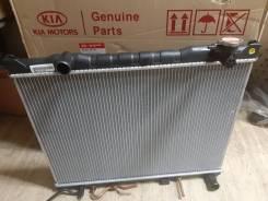 Радиатор двигателя Hyundai / KIA [253103E740]