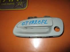 Ручка двери наружная Toyota Carina 1996, левая передняя
