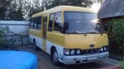Kia Combi. Автобус KIA Kombi, 18 мест