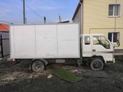 BAW Fenix. BAW fenix дизель, фургон, 3 298 куб. см., 3 500 кг., 4x2