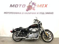 Harley-Davidson Sportster Superlow XL883L, 2014