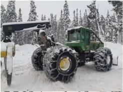 John Deere. Трелевочный трактор 748Н. Под заказ