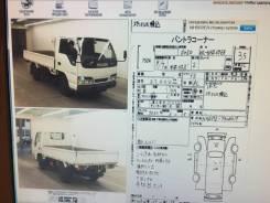 Isuzu NHS. Продается грузовик Isuzu ELF, 3 100куб. см., 1 500кг., 4x4