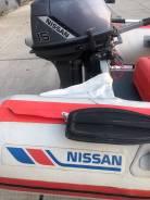 Nissan. 2010 год, длина 3,60м., двигатель подвесной, 25,00л.с., бензин