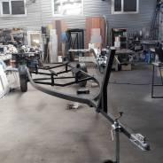 Изготовление лодочных телег