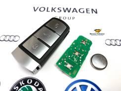 Ключ зажигания (433 Mhz) Volkswagen Passat, Passat CC