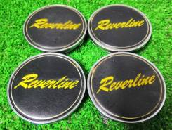 Колпачки ЦО на литые диски Reverline
