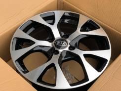 Новые диски на Kia и Hyundai