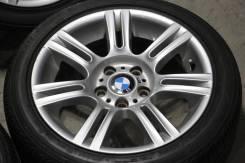 Диски оригинальные BMW стиль 194 R17 5*120 8/8.5J ET 34/37