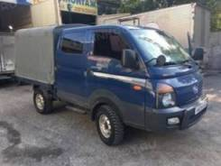 Hyundai Porter II. Продается грузовой автомобиль , 2 500куб. см., 1 500кг., 4x4. Под заказ