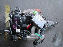Двигатель в сборе 2jz-ge.
