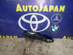 Ручка двери передняя правая Toyota Caldina AZT246 б/у 69210-33080-A0