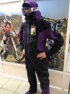 Зимний комбинезон Extreme 2020 Black-Purple от компании «Dragonfly».