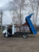 ГАЗ ГАЗель Бизнес. Продам Газель бизнес самосвал, 2 400куб. см., 2 000кг., 4x2