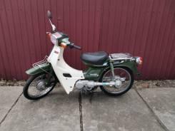 Yamaha Mate 50, 1997