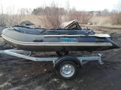 Продам лодку Stormline Mercury340