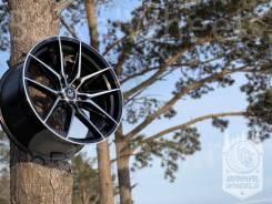 Новые диски Koko kuture SL525 Gloss Black [BaikalWheels]