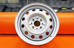 Комплект новых стальных дисков Trebel (53B35B) R14
