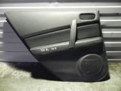 Mazda 6 GH 2007-2012 Обшивка двери задняя левая