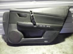 Mazda 6 GH 2007-2012 Обшивка двери передняя правая