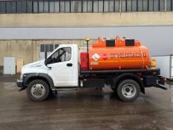 топливозаправщик ГАЗ-C41R13 (NEXT, 5,3м3, 2 отс. АТЗ), 2021