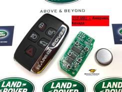 Ключ зажигания (315 Mhz) Land Rover, Range Rover Sport, Evoque