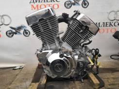 Двигатель Yamaha Virago 250 3DM лот 70