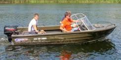 Купить лодку (катер) Quintrex 420 Top Ender
