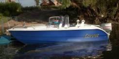 Купить катер (лодку) Корвет 500