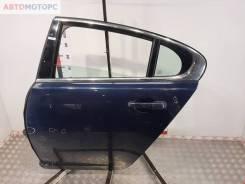 Дверь задняя левая Jaguar XF (2007-2015) 2009 (Седан)