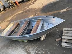 Аллюминевая лодка от ВинтМарин