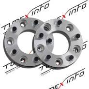 Проставки колес ступичные 5х135 ЦО87мм 20мм М14 2.0