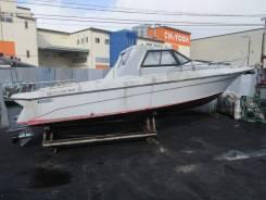 Катер Nissan Marine PFA700T Б/П по РФ
