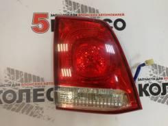 Задний фонарь левый в багажник Toyota Land Cruiser (J200) 07-12 год
