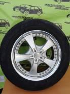 """Комплект колес, диски WORK резина. 7.0x17"""" 5x114.30 ET30 ЦО 60,1мм."""