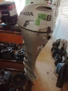 Лодочный мотор Honda BF8 из Японии! без подготовки!
