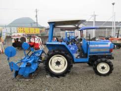 Услуги мини-трактора вспашу фрезой