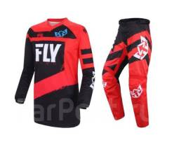 Кроссовый костюм FLY Racing F-16 штаны и джерси размер 36/XL