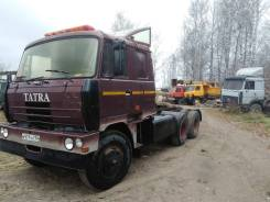 Tatra T815. Татра тягач 6х6 WD продам, обмен, 15 000куб. см., 30 000кг., 6x6
