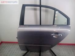 Дверь задняя левая Hyundai Sonata 5 2006 (Седан)