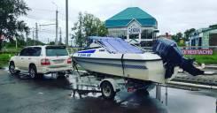 Продажа катера ямаха 17