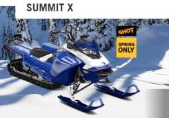 BRP SKI-DOO SUMMIT X 165 850 E-TEC SHOT 2021, 2020