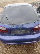 Крышка багажника Zaz chance/Chevrolet Lanos/Daewoo Lanos