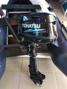 БУ Лодочный мотор Tohatsu 6