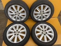 """Оригинальные колеса Mazda 225/55R18, 5x114,3/ET52,5. б/п по РФ. 7.0x18"""" 5x114.30 ET52.5 ЦО 67,1мм."""