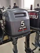 Лодочный мотор SEA PRO T 5 S, б/у