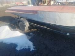 Казанка-М. двигатель подвесной, 23,00л.с., бензин
